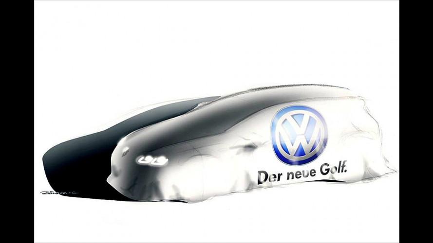 Der neue Golf: Größer, leichter und sparsamer und mit modernsten Infotainment- und Fahrassistent
