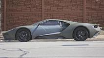 2017 Ford GT spy photo