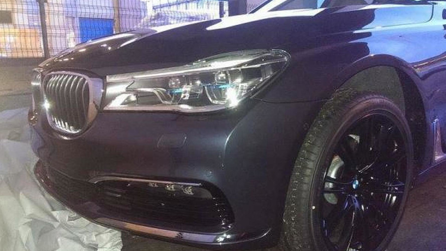 Next generation BMW 7-Series heading to United States only in long wheelbase guise?