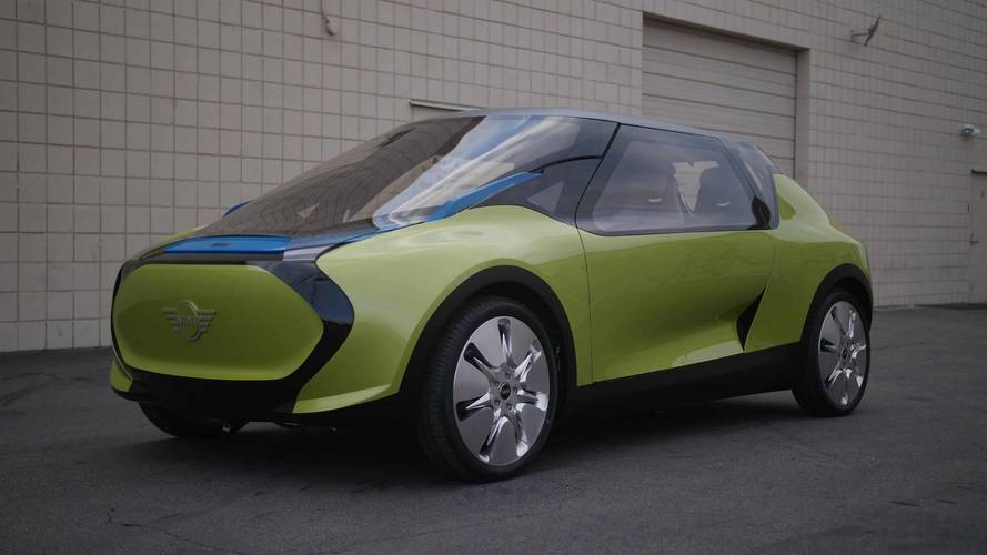 Students Imagine A Modern Mini For The Year 2025