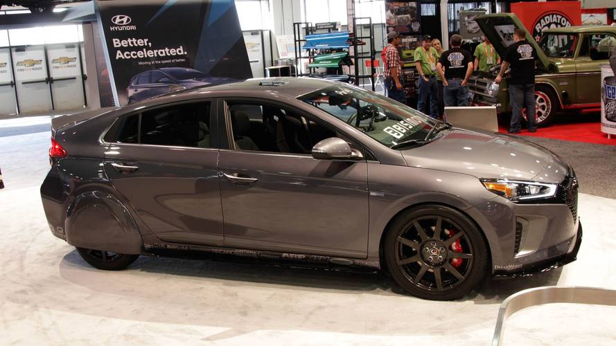 Hyundai HyperEconiq Shows Tuners Care About Fuel Economy, Too