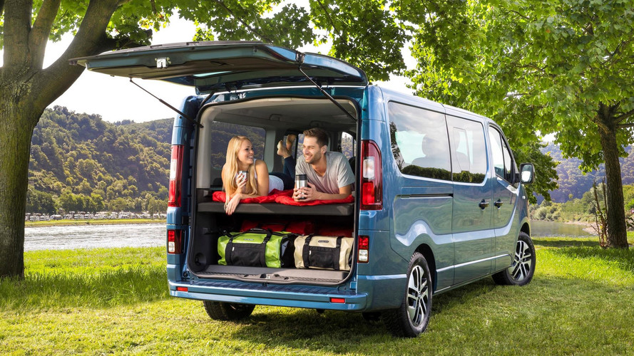 Kempingezni hív az új Opel Vivaro Life