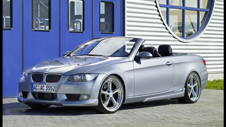 BMW 335i Cabrio by AC Schnitzer