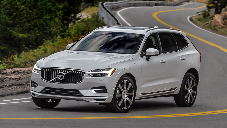 2018 Volvo XC60 T8 Review: Performance And Green In One