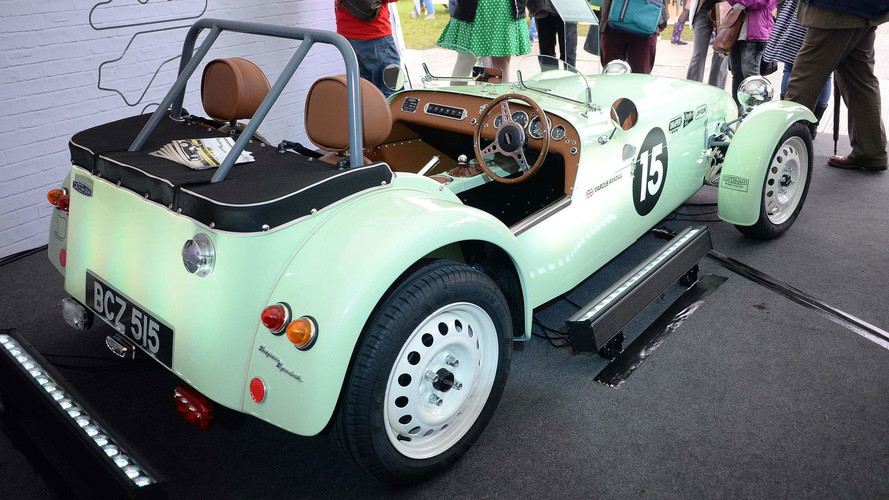 Caterham Seven SuperSprint Revealed At Goodwood