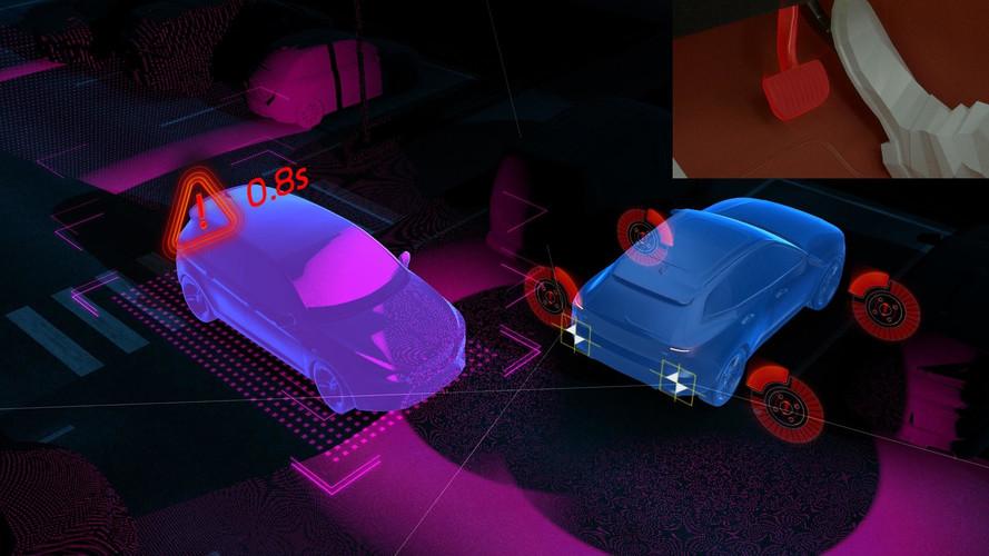 Teaser XC40 - Sûr comme une Volvo