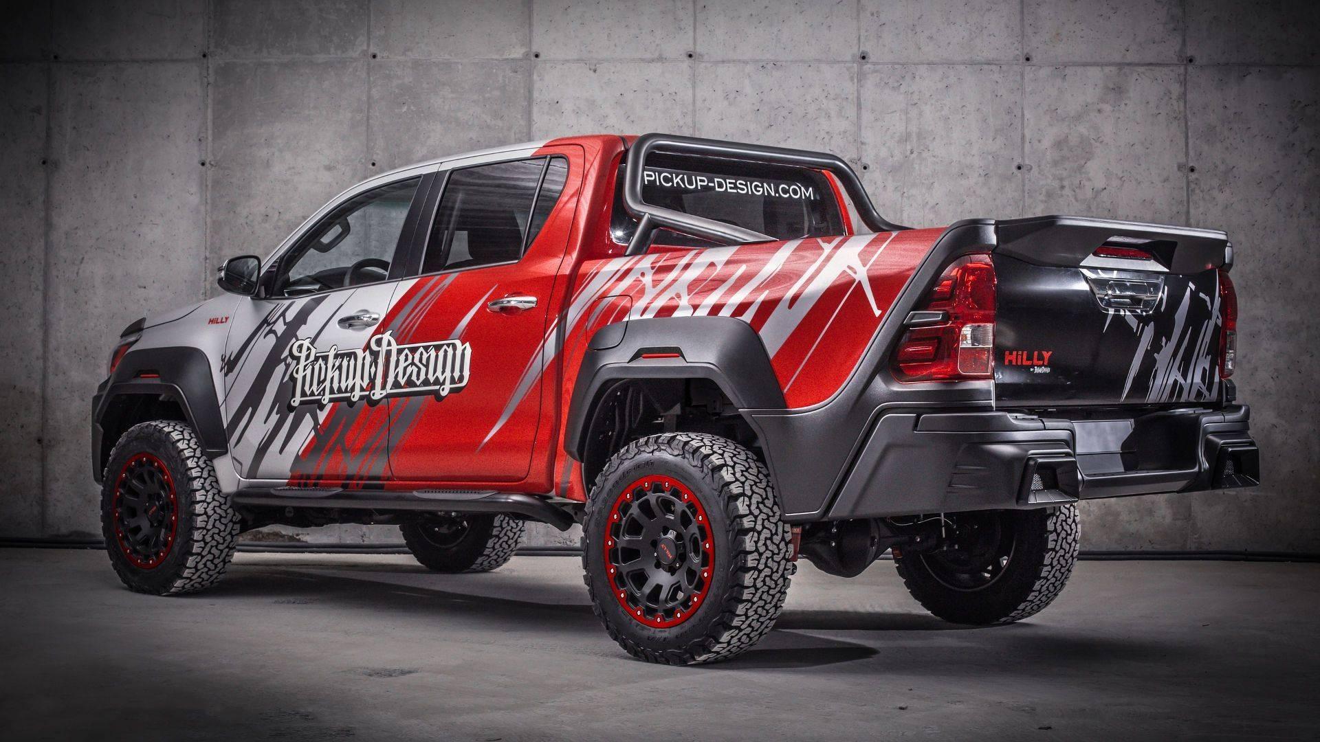 Www Punjabjobalert Com2019 Hd Picks: มาชม Toyota Hilux Carlex Design และ Toyota GR HV Sports