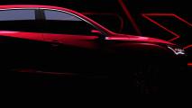 Acura RDX 2018, il teaser