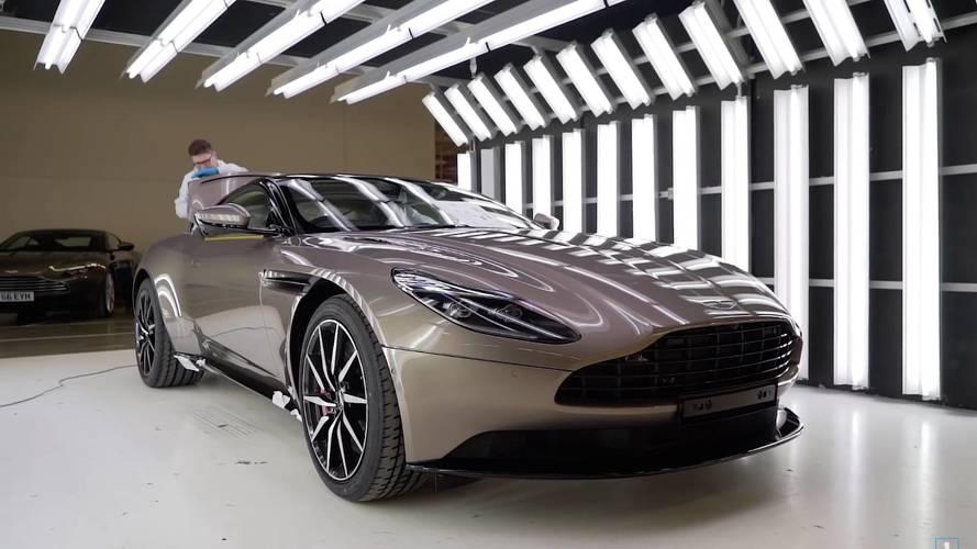 Középmotoros McLaren P1-riválist készít az Aston Martin