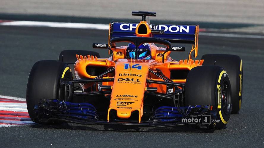 McLaren show true colours as new car unveiled