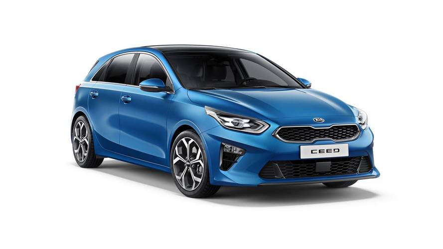 New Kia Ceed arrives in August bearing £18,000 price tag