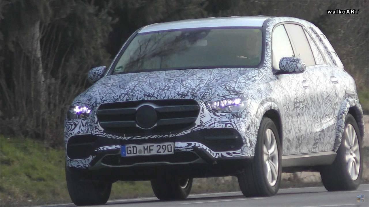 Mercedes-Benz GLE-Serisi