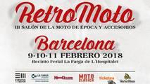 Salón RetroMoto Barcelona 2018