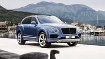 Bentley Bentayga – 4.1 saniye