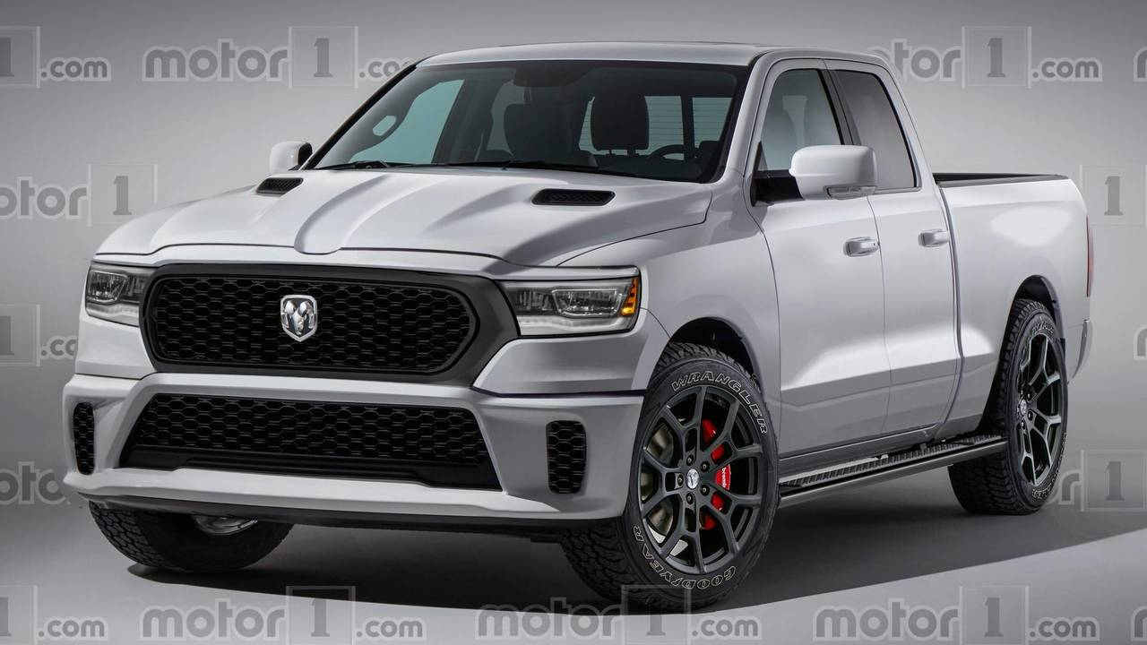 2017 Ram 1500 Srt Hellcat >> 20 Future Trucks And SUVs Worth Waiting For