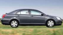 Toyota Avensis Refreshed for Spring