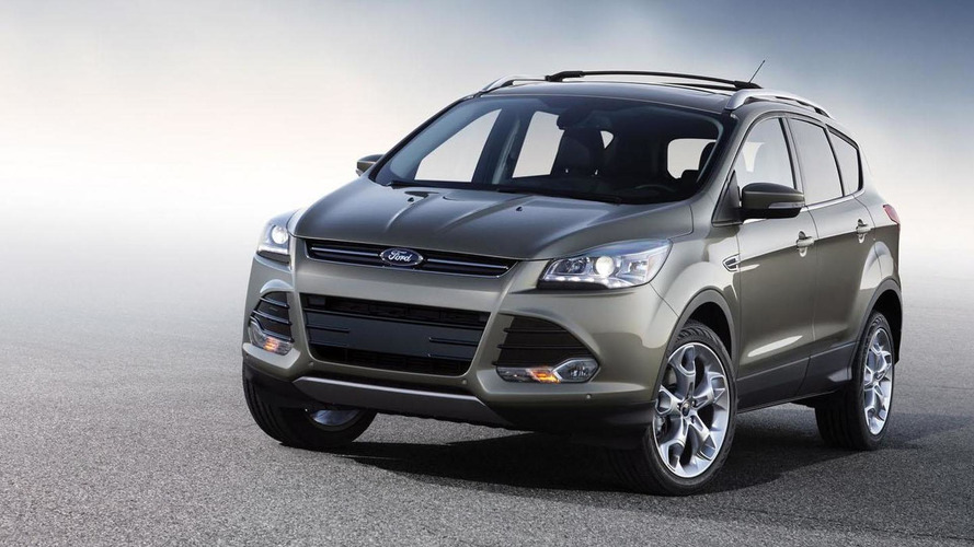 2013 Ford Escape suffers a second recall
