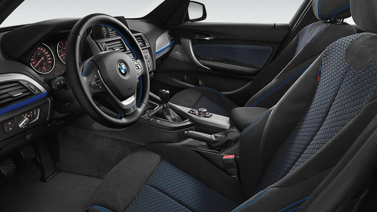 2012 BMW 1-Series with M Sport package 13.1.2012
