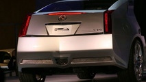 Cadillac CTS Coupe Concept