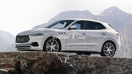 So könnte Maseratis neues SUV aussehen