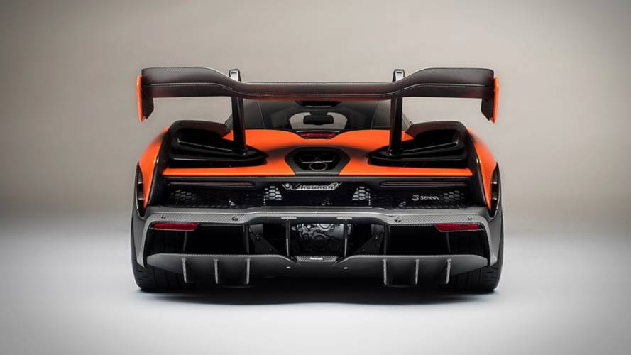 Amalgam McLaren Senna