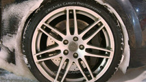 Sparkling wheels on TT RS spy picture