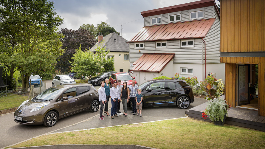 EV charger project to boost car sales
