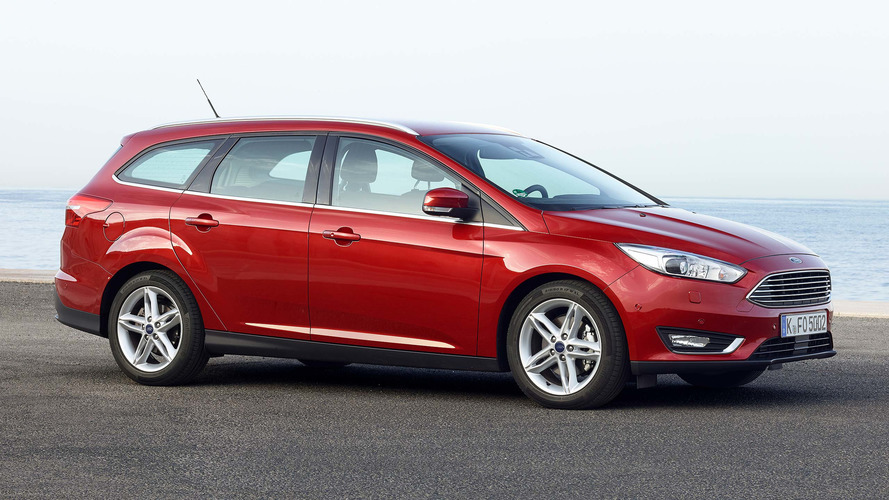 2017 Ford Focus Estate Review