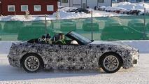2018 BMW Z5 casus fotoğrafları