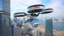 Italdesign and Airbus Pop Up
