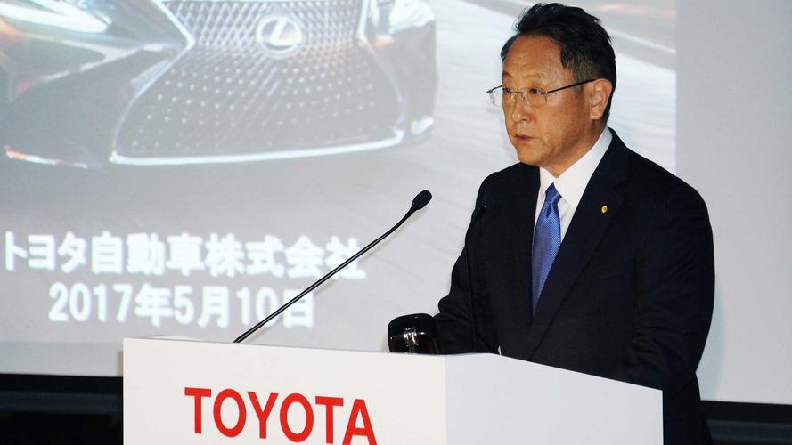 Tumbling Toyota Profits Give 'Sense Of Crisis'