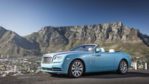 2017 Rolls-Royce Dawn
