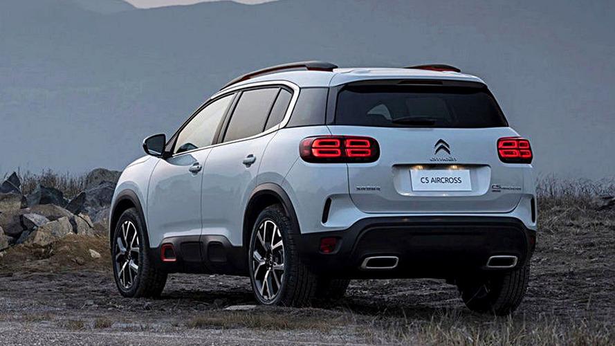La suspensión Progressive Hydraulic Cushions del Citroën C5 Aircross 2017, explicada en vídeo