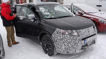 2018 Suzuki Vitara facelift spy photo