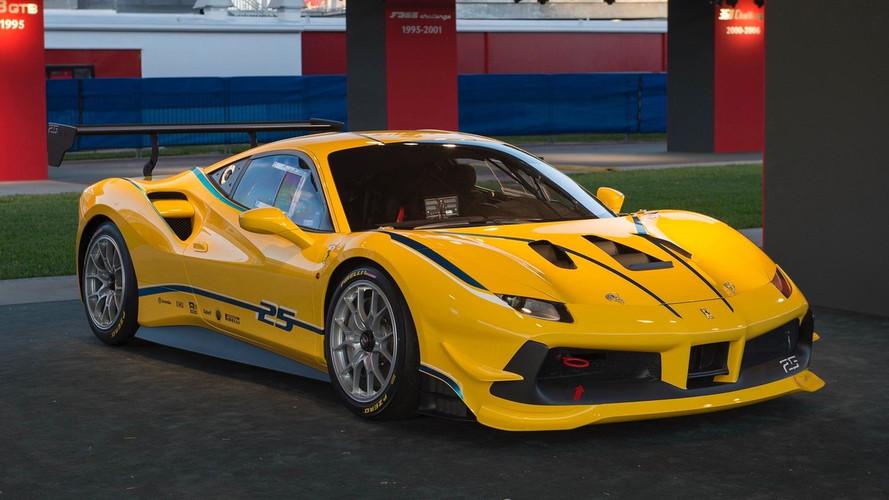 Ferrari to Attend Autosport