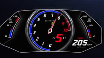 Lamborghini Nurburgring Lap Time