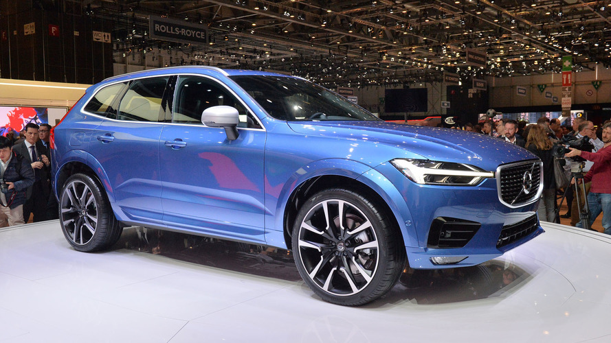 New Volvo XC60 Is On Sale Now From £37,205