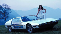 1967 Lamborghini Marzal konsepti