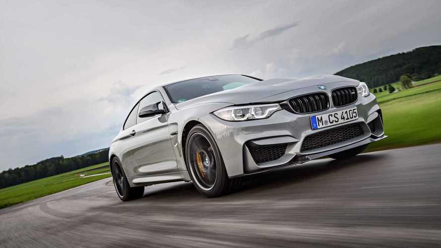 2017 BMW M4 CS İlk Sürüş İncelemesi