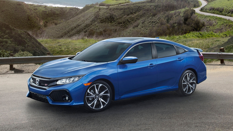 2017 Honda Civic Si Adds Turbo, Still Makes 205 HP