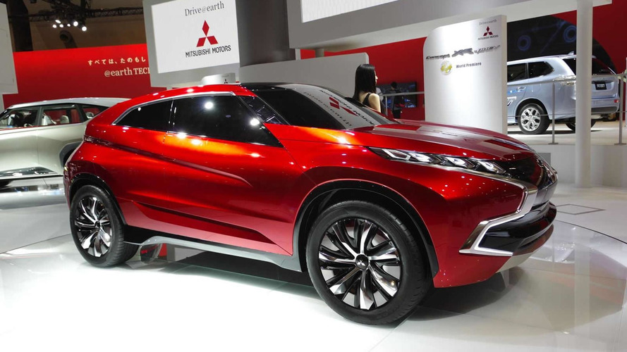 Mitsubishi AR, GC and XR concepts revealed in Tokyo
