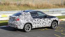 2015 BMW X6 spy photo 27.10.2013
