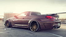 BMW M6 Pickup conversion by Prior Design could actually happen