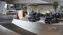 BMW i3 launch 15.11.2013