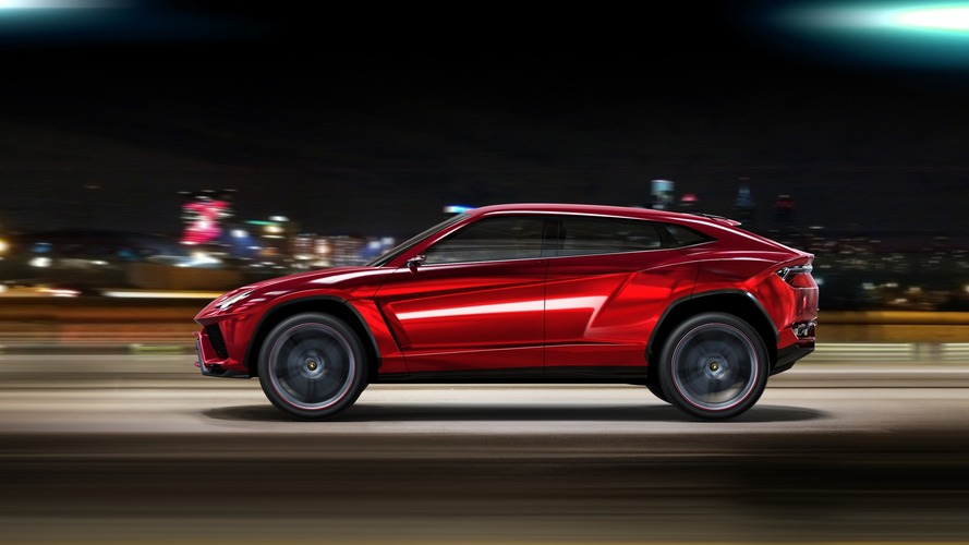 New Lamborghini SUV aims to increase female buyers