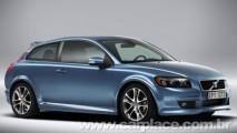 Hatch C30 faz a Volvo crescer 102% no Brasil no primeiro semestre de 2008
