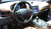 2016 Maserati Levante Paris Motor Show