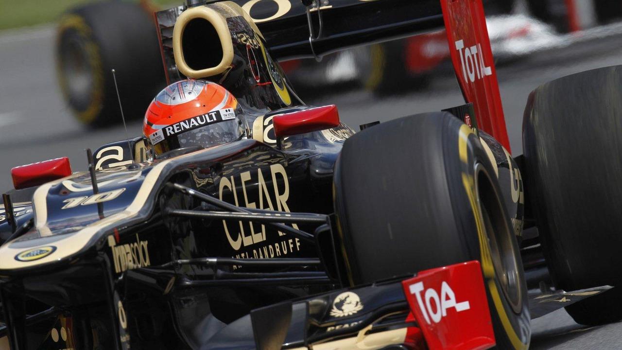 Romain Grosjean, Canadian Grand Prix, 08.06.2012