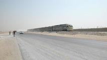 BENTLEY DESERT TRAIN RACE
