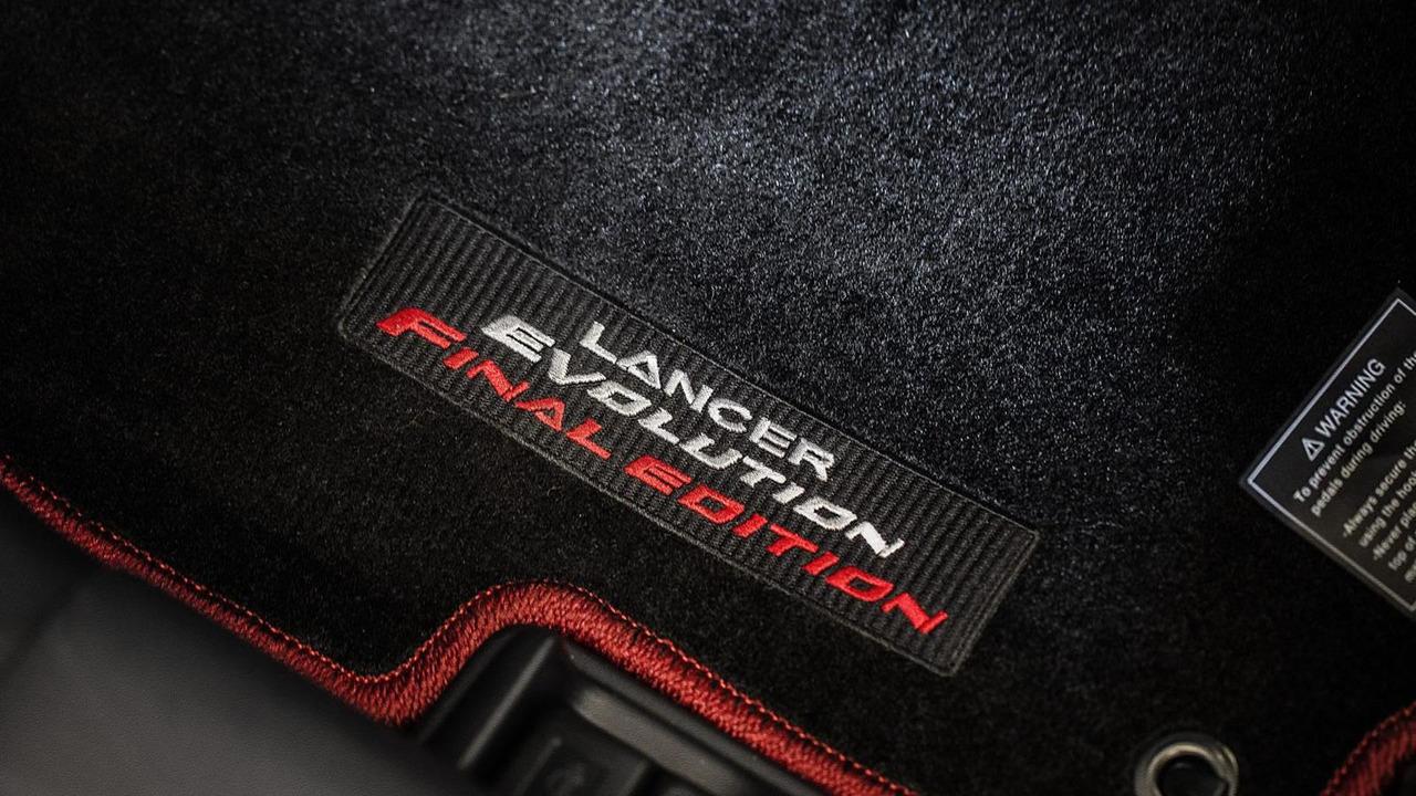 2015 Mitsubishi Lancer Evolution Final Edition